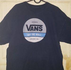 "VANS ""OFF THE WALL"" T-SHIRT"